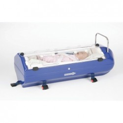 Incubator de transport nou-nascuti in stare necritica model Babypod 2 EV04