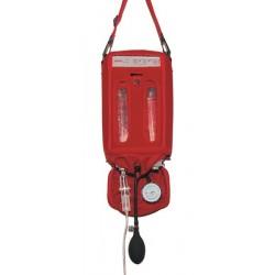 Incalzitor de perfuzii combinat cu dispozitiv administrare solutii perfuzabile sub presiune Biegler