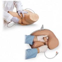Set simulatoare pentru cateterizare urinara - barbat si femeie