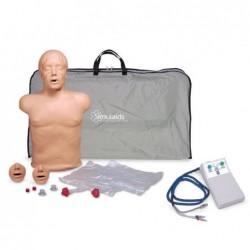 Brad™ - Manechin compact pentru training CPR cu sistem electronic