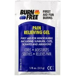 Gel arsuri BurnFree - pachete cu doza unica - 3