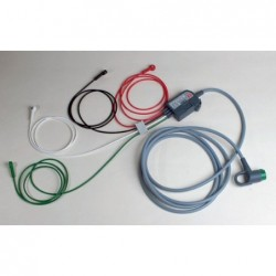 Cablu ECG cu 4 fire (trunchi principal) original pentru defibrilator LIFEPAK 15