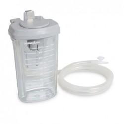 Kit complet vas colector reutilizabil pentru aspirator Accuvac Basic si Rescue