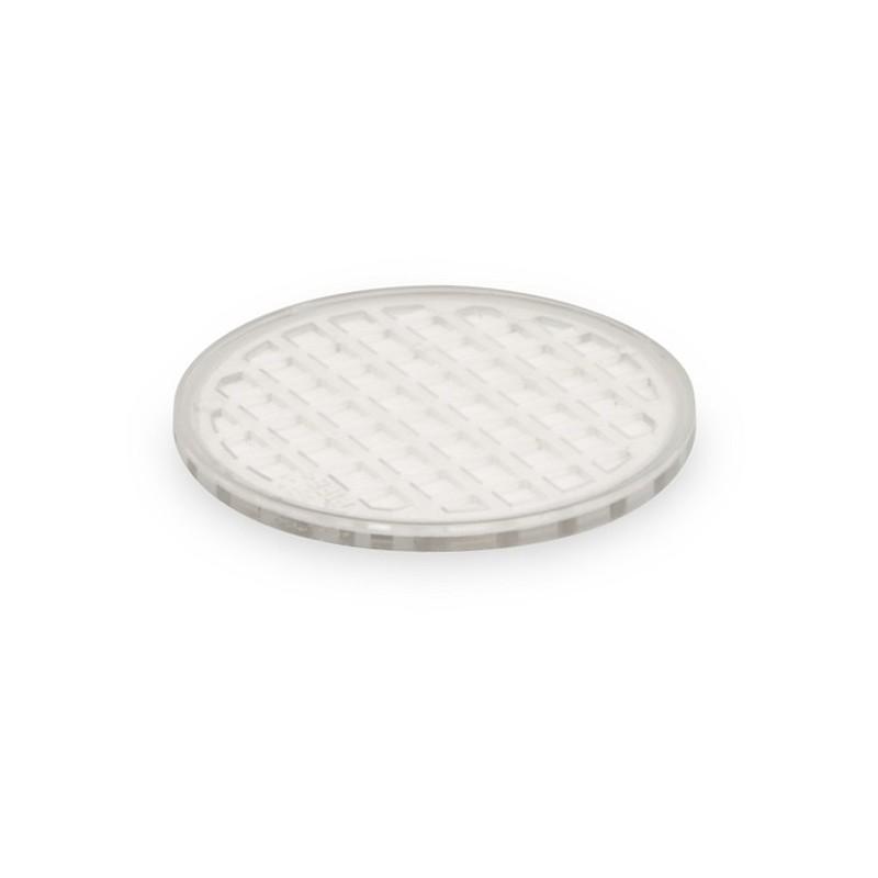 Set de 50 filtre antibacteriene pentru vas colector reutilizabil ACCUVAC Rescue si Basic