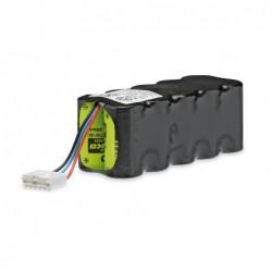 Acumulator original pentru aspirator Accuvac Rescue (aparatul de culoare rosie)