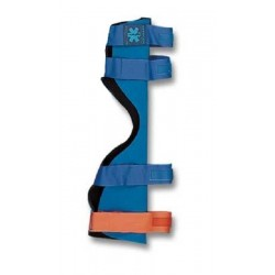 Atela de imobilizare rigida cu structura interna flexibila Blue Splint Spencer pentru cot/ glezna