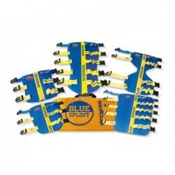 Kit atele de imobilizare rigide cu structura interna flexibila Blue Splint Pro Spencer