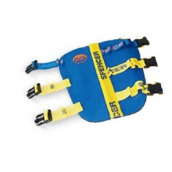 Atela de imobilizare rigida cu structura interna flexibila Blue Splint Pro Spencer pentru incheietura mainii