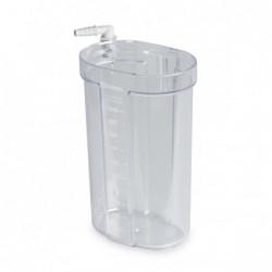Vas colector pentru pungi de secretii Serres® 1000 ml pentru aspiratoare ACCUVAC