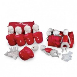 Set 10 manechine CPR Basic Buddy