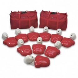 Set 10 manechine CPR Basic Buddy adult/ copil
