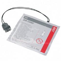 Electrozi defibrilare adult Quick Combo originali