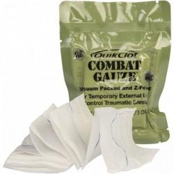 Bandaj hemostatic QuickClot COMBAT GAUZE Z-Fold