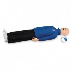"Manechin corp intreg pentru training CPR si intubatie  ""Airway Larry"""