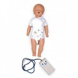 CPR Billy – manechin resuscitare sugar 6 – 9 luni cu sistem electronic