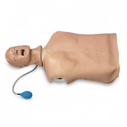 Airway Larry - Manechin compact pentru training CPR si intubatie