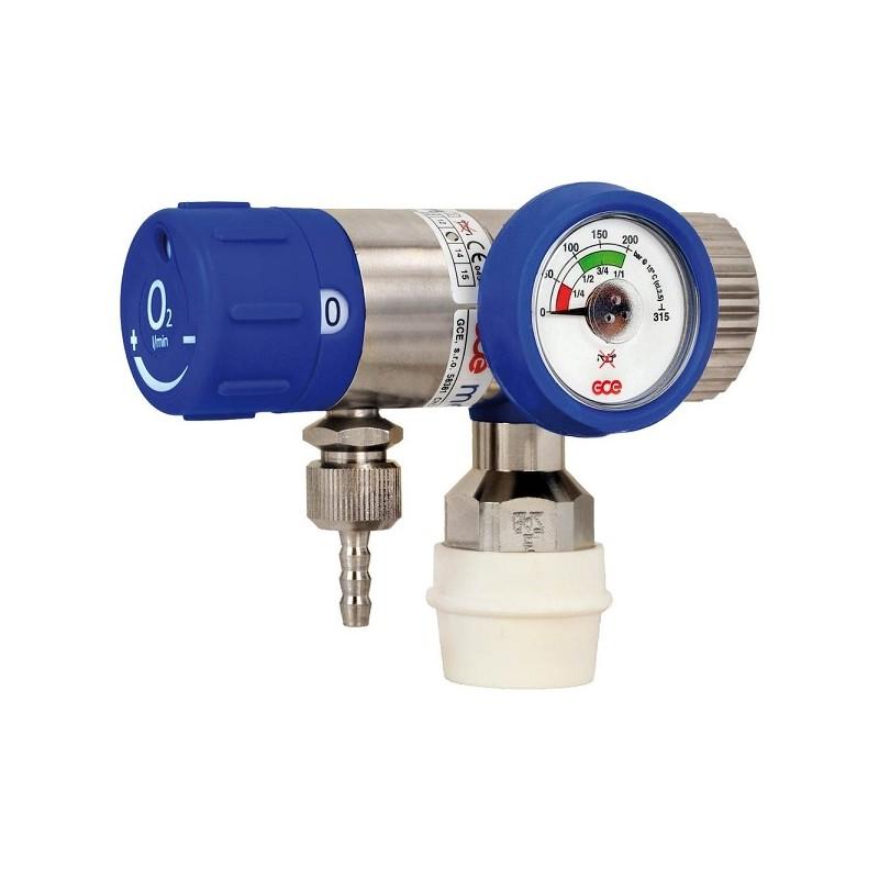 Reductor presiune oxigen cu debitmetru model Mediselect II