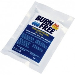 Comprese (pansamente) arsuri BurnFree 10x10cm