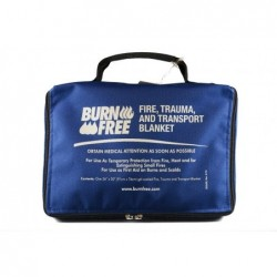 Patura arsuri BurnFree in husa de protectie 91 cm x 76 cm