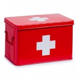 Lada metalica pentru depozitat medicamente si materiale sanitare