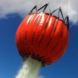 Bambi Bucket - sistem de stingere a incendiilor cu ajutorul elicopterului
