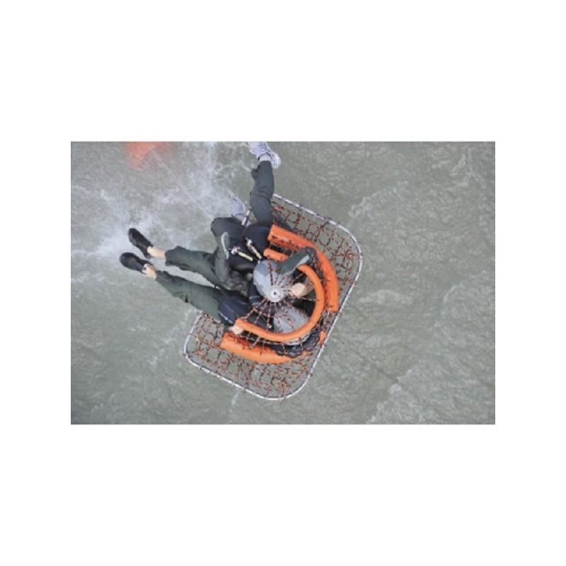 Plasa de salvare cu elicopterul