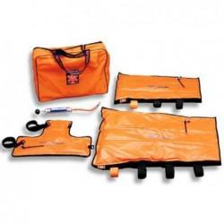 Set atele vacuum cu pompa si geanta pentru transport
