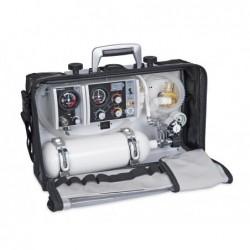 Ventilator de transport MEDUMAT Standard a  LIFE-BASE III cu CPAP