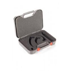 Cutie rigida pentru set laringoscop standard cu 3 lame Macintosh